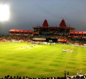 ICC Stadium Dharamshala
