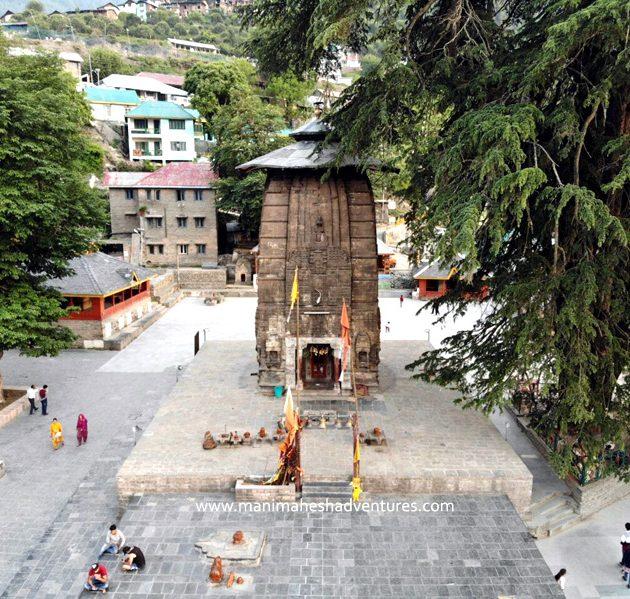 Manimahesh Yatra Trekking ,