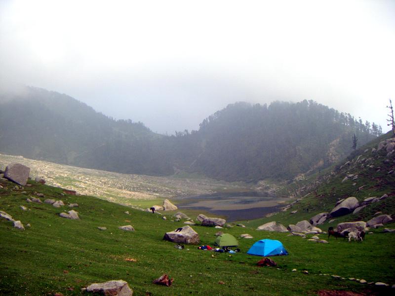 Kareri Lake Dharamshala