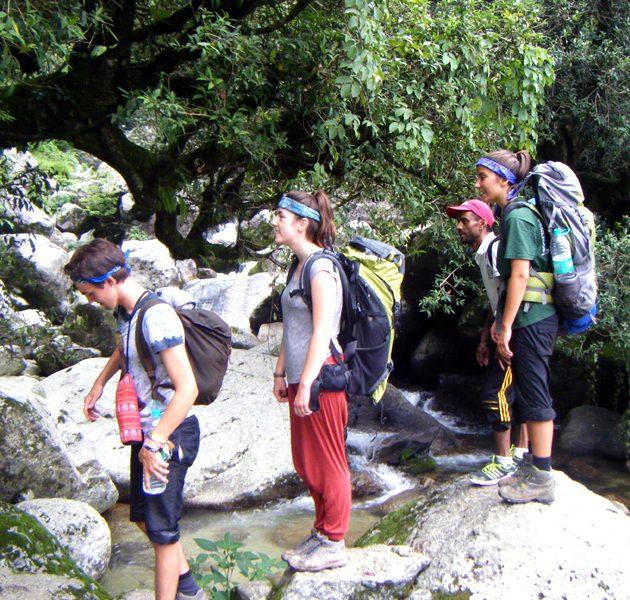 Mcleodganj Kareri Lake trek is a best trek for peace lovers, as it begins from Mcleodganj to the North of Dharamshala city in middle Himalayan