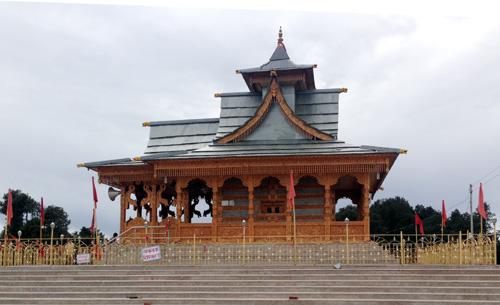 Hatu Temple, Markanda Shimla