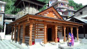 Vashisth Temple Manali